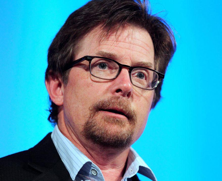 Michael J. Fox (AP photo)