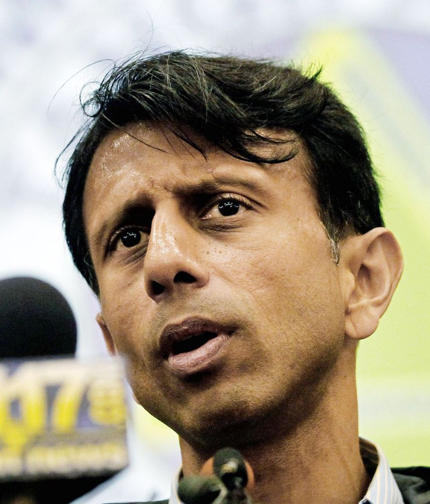 The Republican Party has a strong bench in Louisiana Gov. Bobby Jindal and other younger members who may make future national tickets. The South missed out in 2012 for a second straight presidential election. (Associated Press)