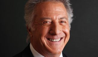 FILE — In this Friday, Jan. 13, 2012 file photo actor Dustin Hoffman poses for a portrait in Pasadena, Calif. (AP Photo/Danny Moloshok, File)