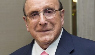 """Music mogul Clive Davis will release an autobiography in February that will include """"the excitements, disappointments and the triumphs"""" of his career. (Associated Press)"""