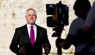 Glenn Beck announced Wednesday that TheBlaze TV had joined the Dish satellite network. (Associated Press)