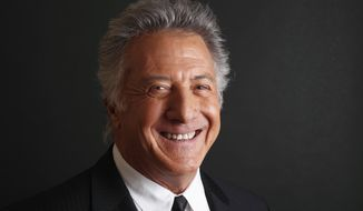 Actor Dustin Hoffman, pictured in January 2012, will receive a Kennedy Center Honor in December. (AP Photo/Danny Moloshok)