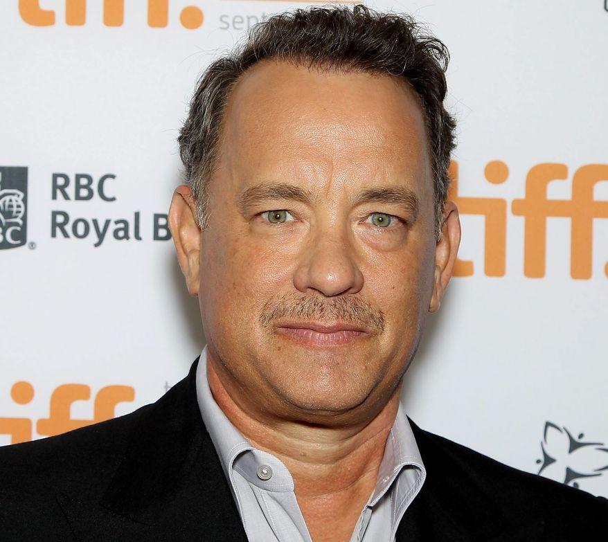 Tom Hanks (AP Photo)