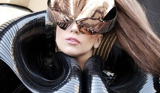 Lady Gaga (Associated Press)