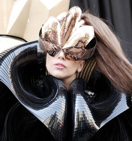 Lady Gaga (Associated Press)