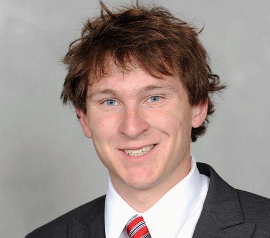 Brad Craddock is a kicker on the the University of Maryland Football team.  (Maryland Athletics)