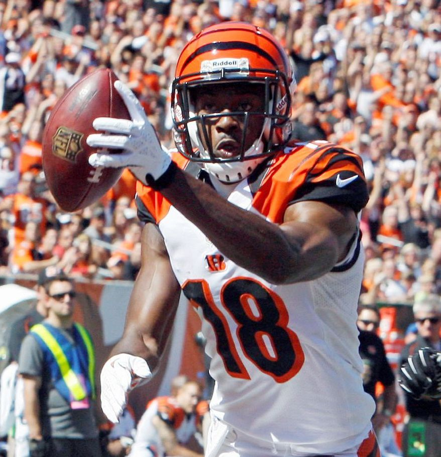 A.J. Green (AP photo)