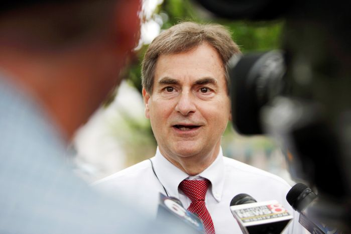 **FILE** Indiana state Treasurer Richard Mourdock (Associated Press)