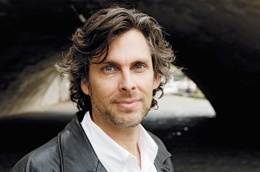 Michael Chabon at Fall for the Book.