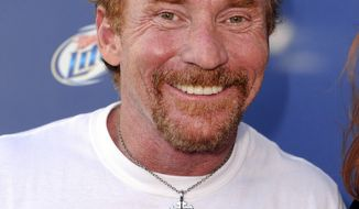 "Former ""Partridge Family"" actor Danny Bonaduce arrives at NBC's fall premiere party in Los Angeles in September 2008. (AP Photo/Mark J. Terrill)"