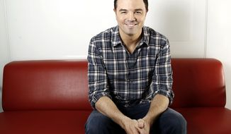 ** FILE ** Seth MacFarlane (AP Photo/Matt Sayles)