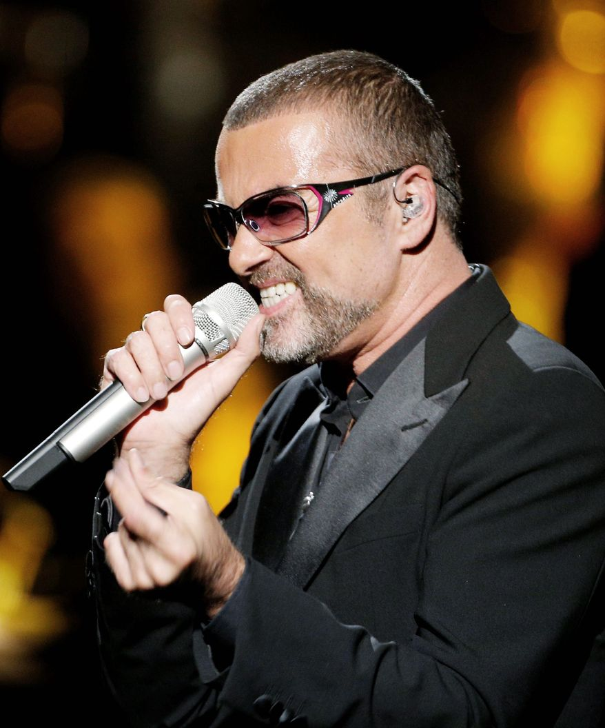 George Michael says on his website that he underestimated how hard his recovery from anxiety would be. (Associated Press)