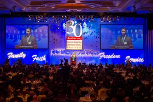 30th anniversary: Gala marks success of The Washington Times