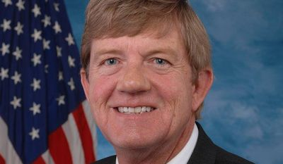 Rep. Scott Tipton, Colorado Republican, sits in on debate coverage with Fox Business Network anchor Neil Cavuto on Wednesday night. (image from Rep. Tipton)
