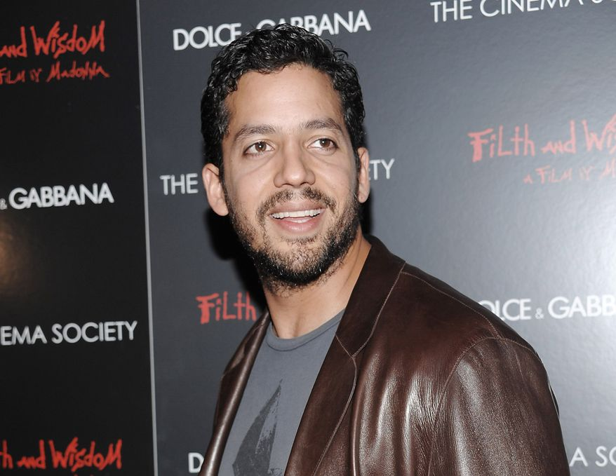 """** FILE ** Illusionist David Blaine attends a special screening of """"Filth and Wisdom"""" in New York in 2008. (AP Photo/Evan Agostini)"""