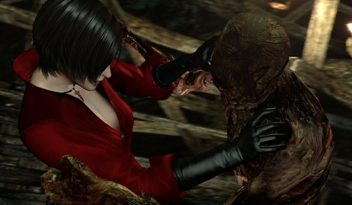 Zadzooks Resident Evil 6 Review Washington Times