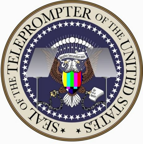 Teleprompter of the United States