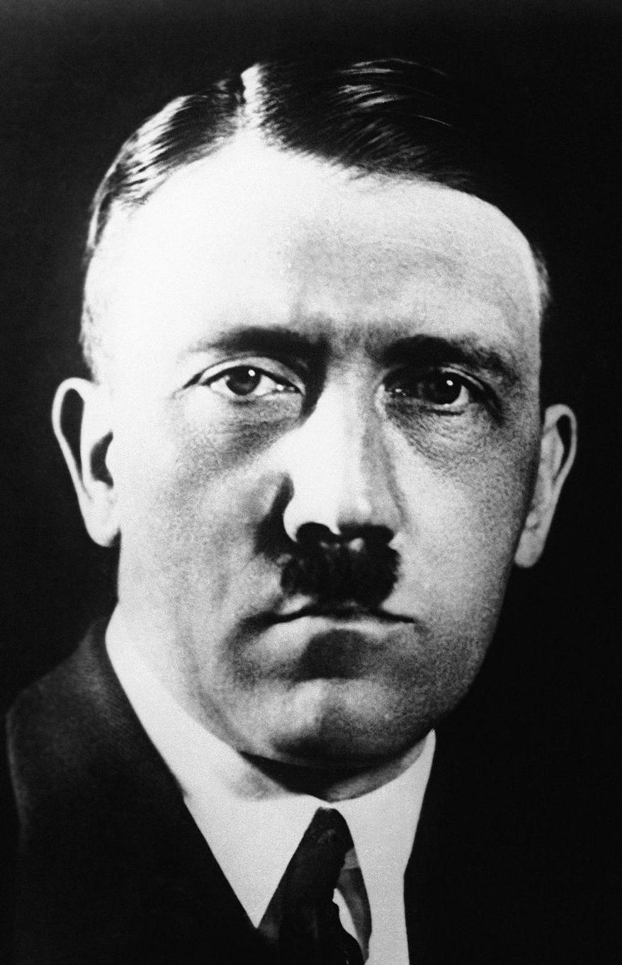 Adolf Hitler (Associated Press)