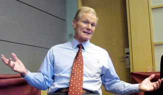 **FILE** Sen. Bill Nelson, Florida Democrat (Associated Press)