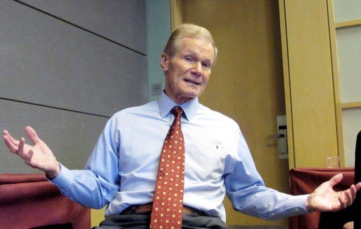 **FILE** Sen. Bill Nelson, Florida Democrat (Associated Press)