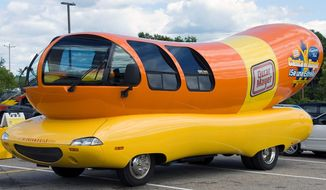 The Weinermobile