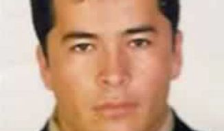 ** FILE ** Alleged Zeta drug cartel leader and founder Heriberto Lazcano is pictured in an undated photo downloaded from the most-wanted-criminals webpage of the Mexican attorney general's website. (AP Photo/Mexican Attorney General's Office)