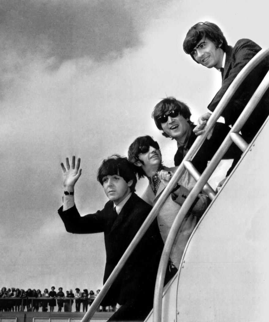 **FILE** The Beatles (Associated Press)