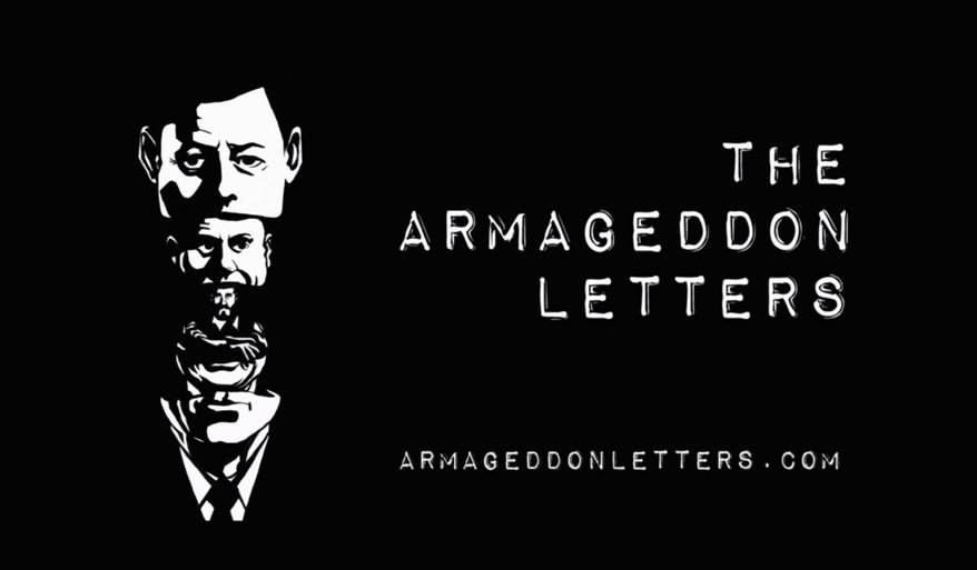 Lecture: The Armageddon Letters