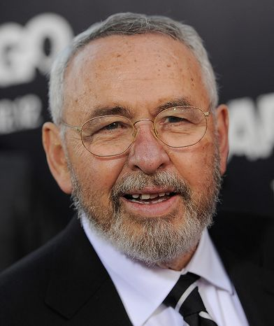 """Author Tony Mendez arrives at the premiere of the film """"Argo"""" at The Academy of Motion Picture Arts & Sciences on Thursday, Oct. 4, 2012, in Beverly Hills, Calif. (Photo by Chris Pizzello/Invision/AP)"""