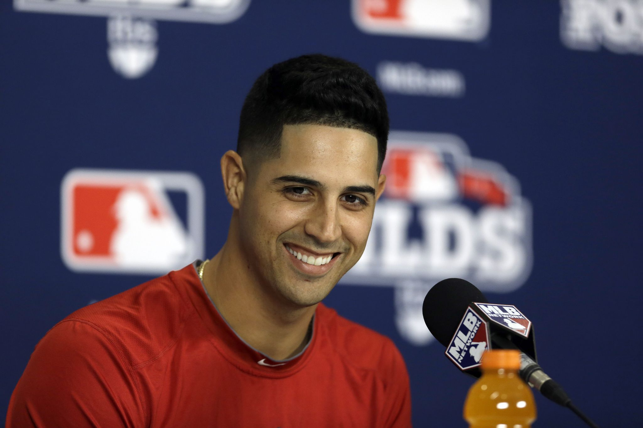 Meet The Nationals Playoff Barber Washington Times