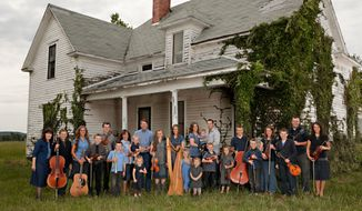 The Duggar clan (Scott Enlow)