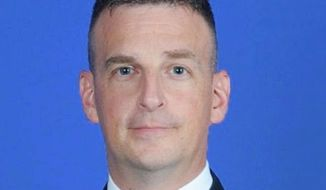 Army Lt. Col. Matthew Dooley is fighting back, appealing a negative performance evaluation. (U.S. Army)