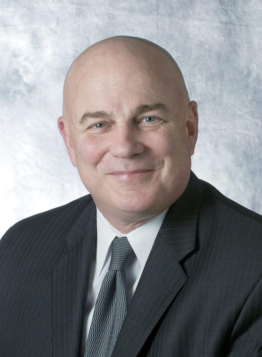 Tom McDevitt, President of The Washington Times (J.M. Eddins Jr./The Washington Times)