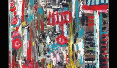"Album cover for Benjamin Gibbard ""Former Lives""."