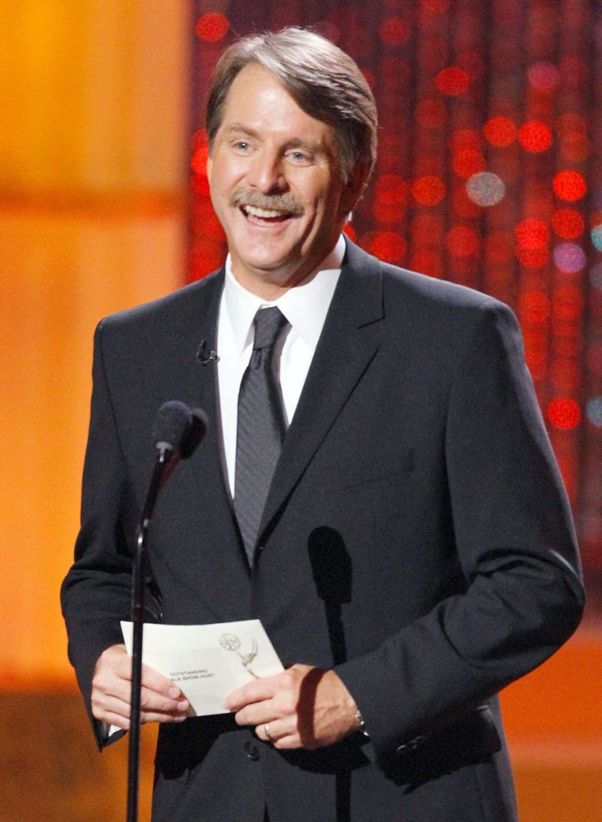Comedian Jeff Foxworthy is a national co-chairman of the group Sportsmen for Romney. (Associated Press)