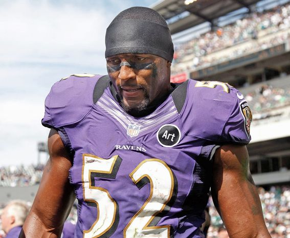 Ray Lewis is a 13-time Pro Bowl selection, two-time NFL Defensive Player of the Year and the MVP of Super Bowl XXXV. (Associated Press)
