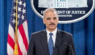 The Justice Department is seeking the dismissal of a House lawsuit demanding that Attorney General Eric H. Holder Jr. produce records on Operation Fast and Furious. President Obama has invoked executive privilege in the matter. (Associated Press)