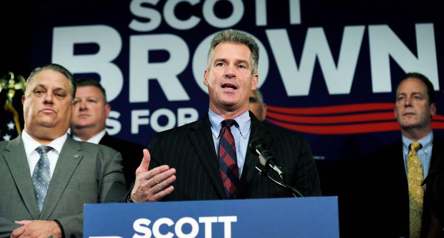 Scott Brown (Associated Press)