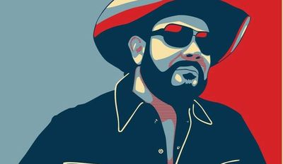 image provided by Hank Williams Jr. Country music star Hank Williams Jr. is producing politically charged talk-radio specials to offer free to interested stations to run before Election Day.