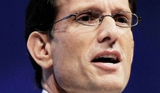 **FILE** Eric Cantor (Associated Press)
