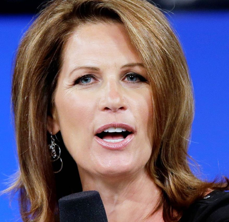 Michelle Bachmann (Associated Press)