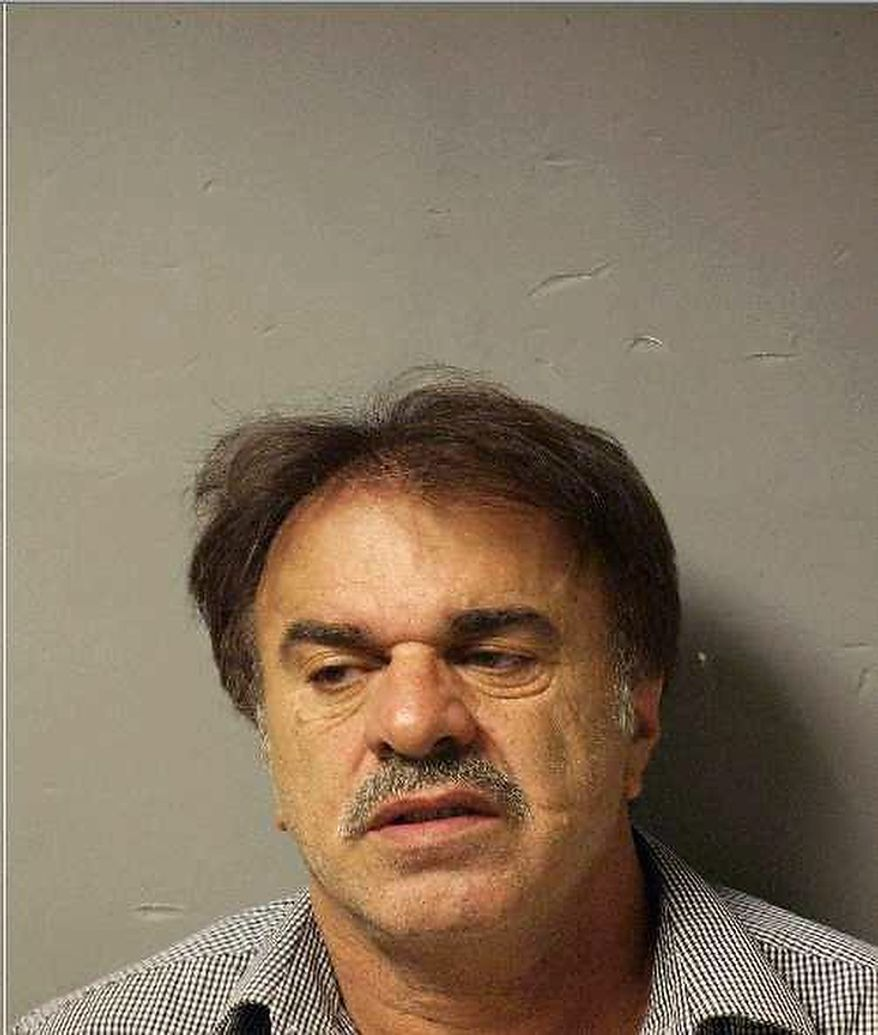 Manssor Arbabsiar, 56, seen here in a booking photo, has admitted his role in a $1.5 million plot to kill Adel Al-Jubeir, Saudi ambassador to the U.S., at a Washington restaurant by setting off explosives, according to U.S. officials. (Associated Press/U.S. Marshals Service)