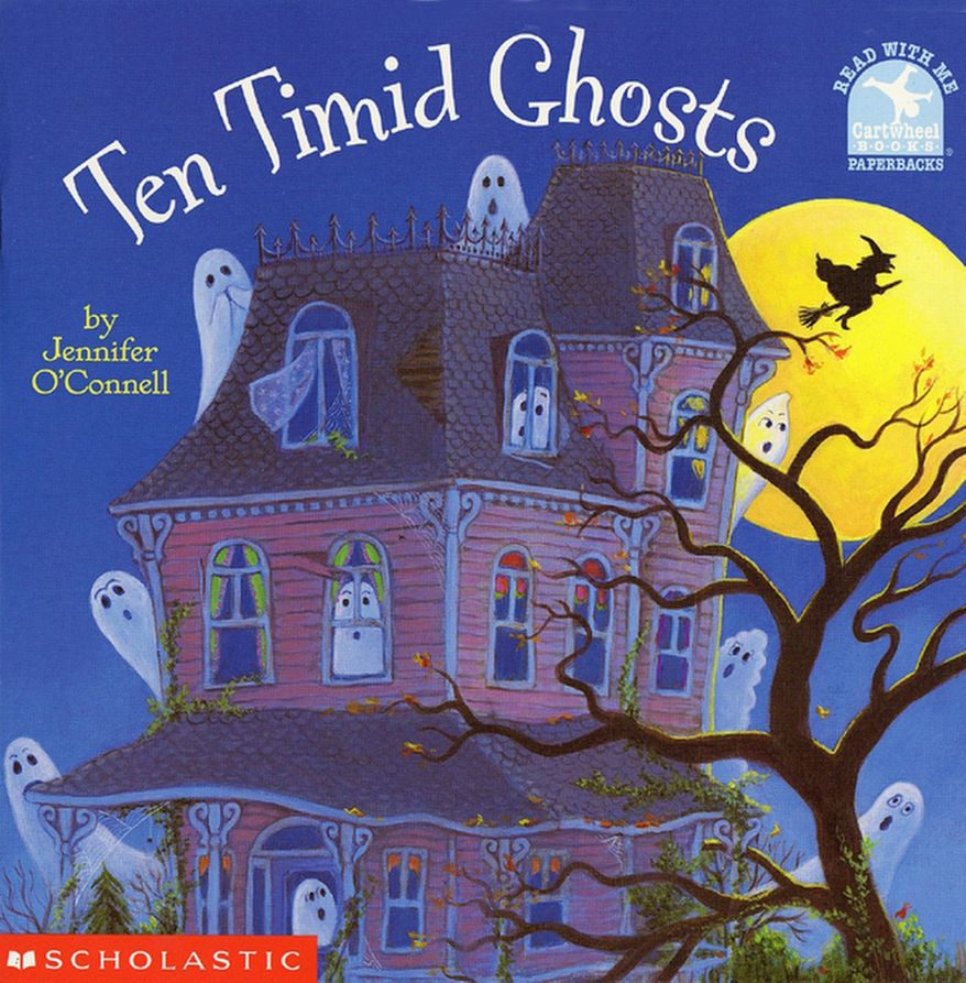 Children: How 'Ten Timid Ghosts' Came to Be