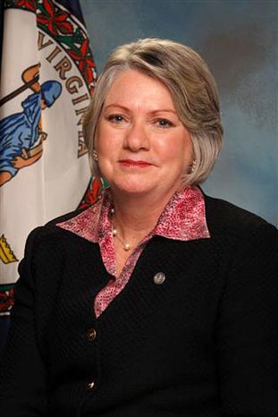 Dr. Karen Remley. Photo from Virginia Department of Health