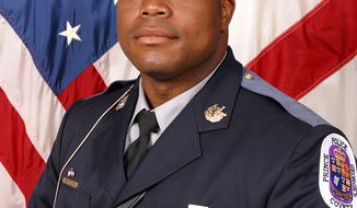 Officer Kevin Bowden