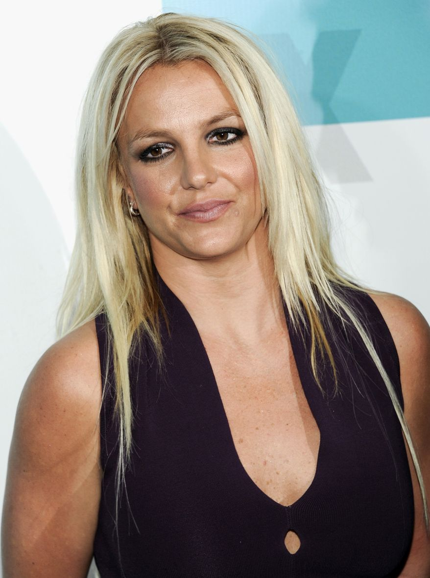 **FILE** Britney Spears (Associated Press)