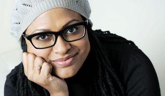 """In this Wednesday, Oct. 17, 2012 photo, Ava DuVernay, writer/director of the film """"Middle of Nowhere,"""" poses for a portrait in Los Angeles. Oprah Winfrey has repeatedly told her 14 million Twitter followers about DuVernay's latest film, """"Middle of Nowhere,"""" which expands to 14 more cities Friday, Oct. 19, after opening in six theaters last week. (Associated Press)"""