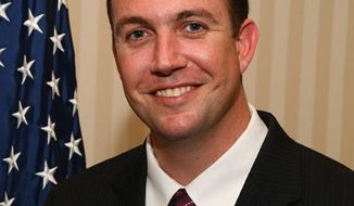 ** FILE ** Rep. Duncan Hunter, California Republican and a member of the House Armed Services Committee.