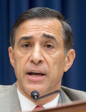 Rep. Darrell E. Issa (AP photo)