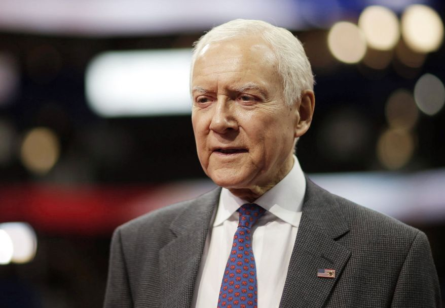 Sen. Orrin G. Hatch of Utah, the top Republican on the Senate Finance Committee, said there is bipartisan support to let the temporary reduction in payroll taxes expire. (Associated Press)
